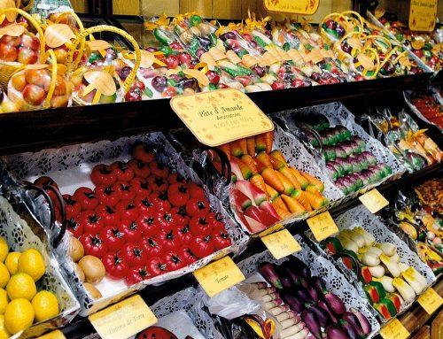 SEO оптимизация проекта кондитерского магазина
