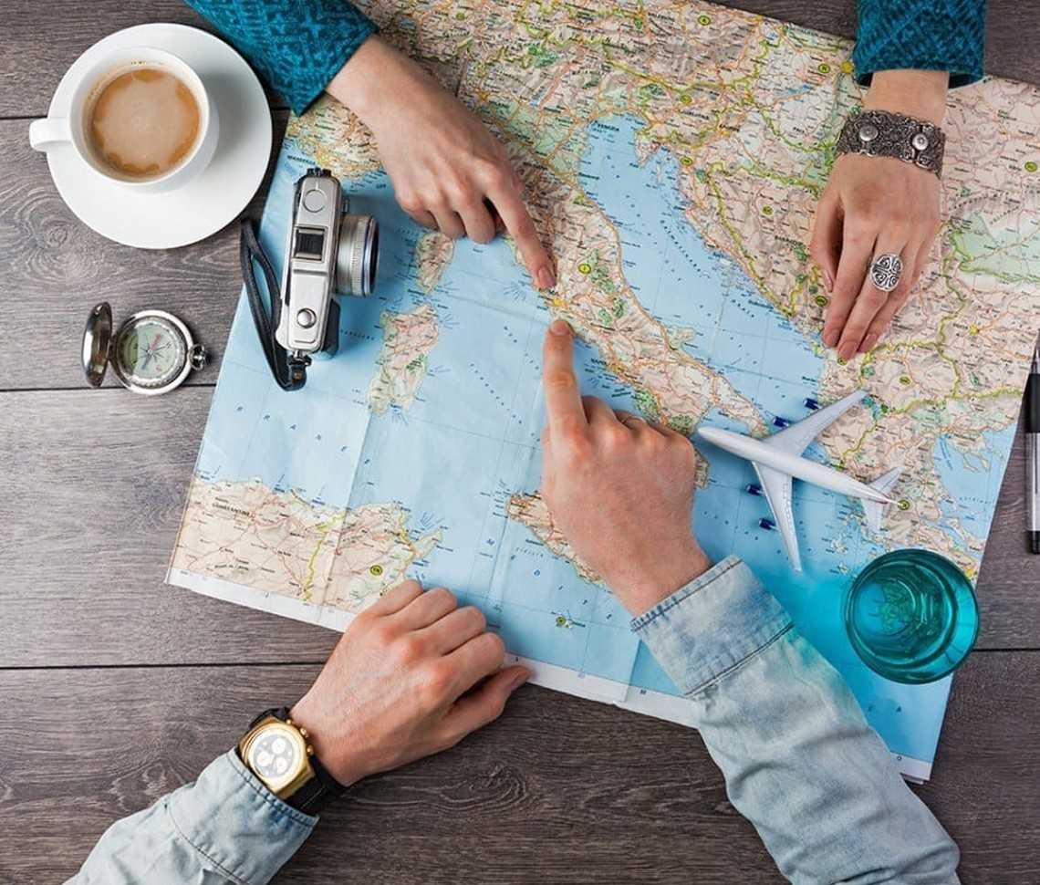 Настройка контекстной рекламы в Google для туристической компании
